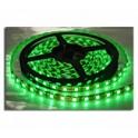 Taśma LED 3528 IP65 zielona 5mb
